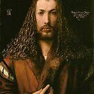 Albrecht Dürer.. Self-Portrait at age 28 by edsimoneit