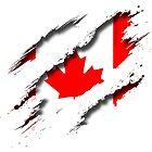 "Canada ""Tearing a New One"" by BlackCheetah"