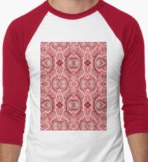 Rope Patterns 2 Men's Baseball ¾ T-Shirt