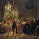 Frederick the Great Flute Concert (Flötenkonzert) by edsimoneit