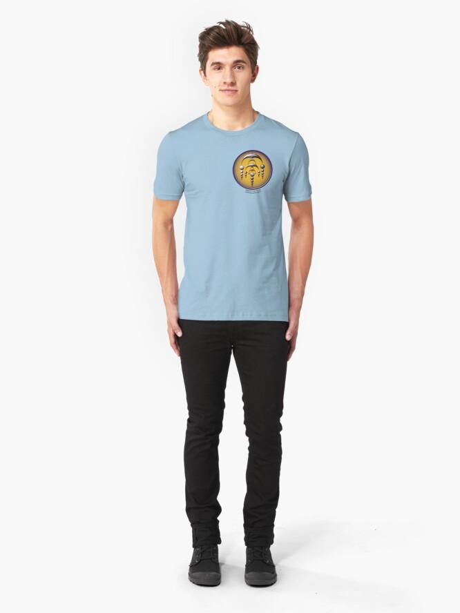 Alternate view of Winterbourne 2007 Slim Fit T-Shirt