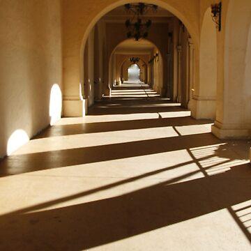 path to lightness by Stannard