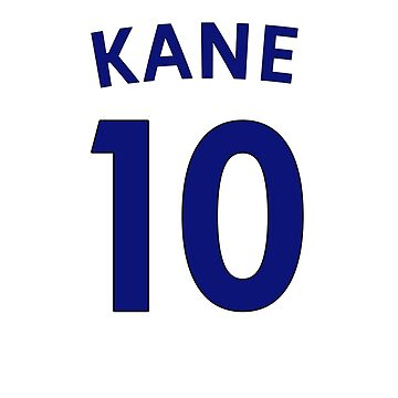 Harry Kane 10 by Dylster