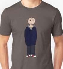 The Dimwitted Mr Pilkington Unisex T-Shirt