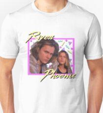 80s River Phoenix Unisex T-Shirt