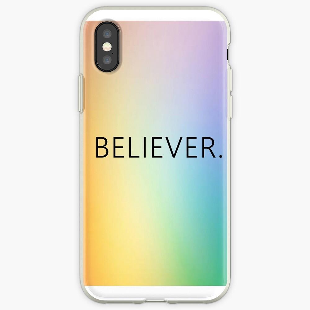 Rainbow Believer - ¡Camisas, casos, libros y más! Funda y vinilo para iPhone