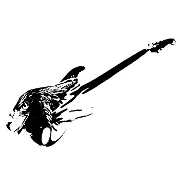 The Eagle Guitar by allthismusic