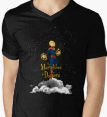 The Marvelous Ms. Danvers Men's V-Neck T-Shirt
