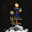 The Marvelous Ms. Danvers by Ikado Art