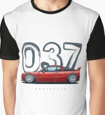 037 Stradale Graphic T-Shirt
