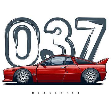 037 Stradale by OlegMarkaryan
