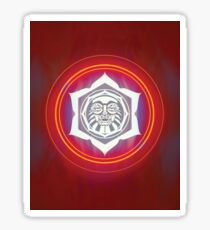 Champions of Hara Oric Sigil Sticker