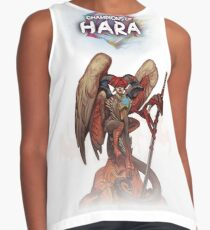 Champions of Hara Ares Contrast Tank