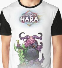 Champions of Hara Gubrious Graphic T-Shirt