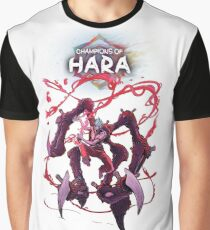 Champions of Hara Ophion Graphic T-Shirt