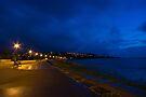 Portishead Promenade at Sunset by Nigel Bangert