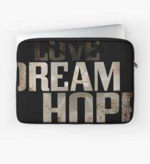 Dream hope Laptop Sleeve