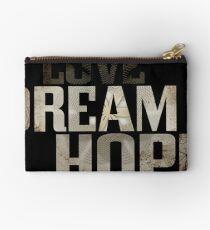 Dream hope Studio Pouch