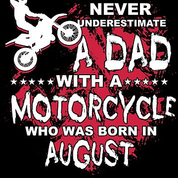 Fathers with motorcycle by NiceTeee