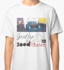 Auf Wiedersehen & guten Riddance - Saft WRLD Classic T-Shirt