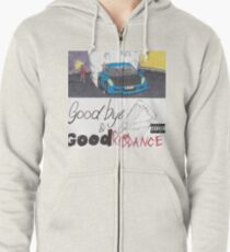 Goodbye & Good Riddance - Juice WRLD Zipped Hoodie