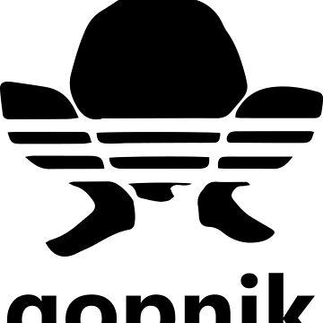 Gopnik Logo by Dipardiou