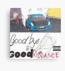 Goodbye & Good Riddance - Juice WRLD Metal Print