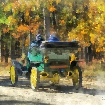Stanley Steamer Automobile by SudaP0408