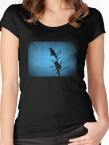 Two in the Bush Women's Fitted Scoop T-Shirt