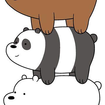 We Bare Bears de klee12