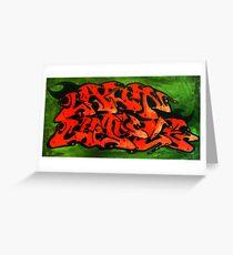 tag Greeting Card