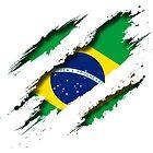"Brazil ""Tearing a New One"" by BlackCheetah"