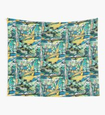 Snorkel transportation authority  Wall Tapestry
