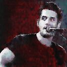 John Mayer Oil Painting by #PoptART products from Poptart.me