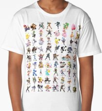Super Smash Bros.™ Ultimate Long T-Shirt