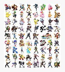 Super Smash Bros. ™ Ultimate Fotodruck
