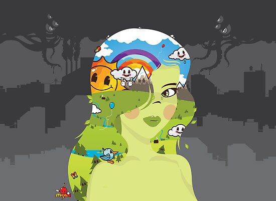 Mother Nature by j3concepts