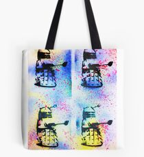 Daleks Tote Bag