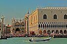 Venice .......The Palazzo Ducale by terezadelpilar ~ art & architecture