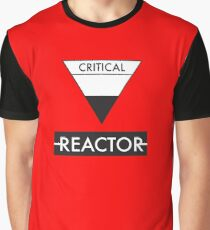 The Critical Reactor of Peladon Graphic T-Shirt