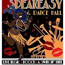 Deco Dance Hall 2 by jhennetylerb