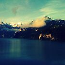 swiss view by Ashley J