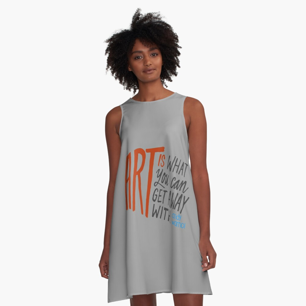 Art and Andy A-Line Dress