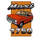 Austin Maxi by limey57
