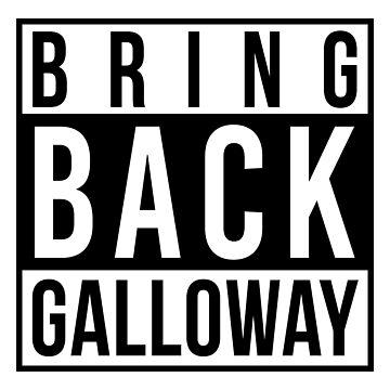 Bring Back Galloway by radvas