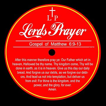 LP - LORDS PRAYER by Calgacus