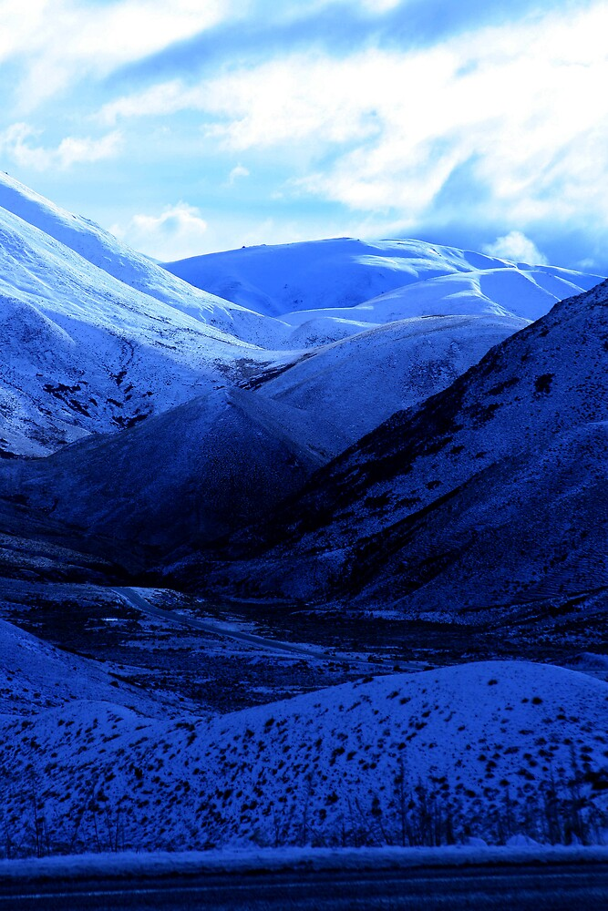 Lindis Pass by cmrphotography