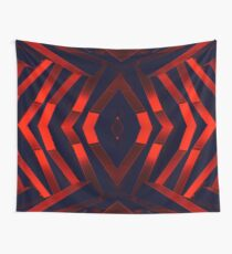 Modified Architecture Wall Tapestry
