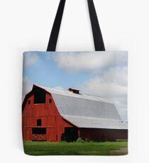 Arkansas Red Tote Bag