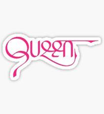 Queen Nicki Minaj Sticker